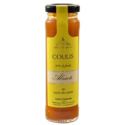 COULIS ABRICOTS 160g