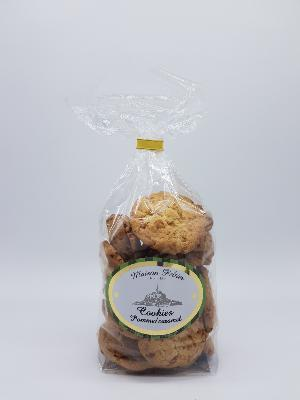 COOKIES POMMES/CARAMEL 180g